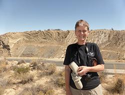 Η διάσημη σεισμολόγος Susan Hough, συγγραφέας πολλών βιβλίων και άνω των 100 επιστημονικών άρθρων στον τομέα της Γεωλογίας.