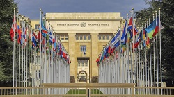 Οργανισμός των Ηνωμένων Εθνών (ΟΗΕ) στη Γενεύη