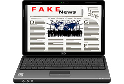 Τα fake news είναι το σύγχρονο μέσο προπαγάνδας. Αποτελούν σκόπιμη παραπληροφόρηση κυρίως μέσω των μέσων κοινωνικής δικτύωσης αλλά, ορισμένες φορές, και από παραδοσιακά μέσα μαζικής ενημέρωσης. Η μάχη εναντίων των fake news από τους επαγγελματίες των ΜΜΕ προβλέπεται πως θα ενταθεί ακόμη περισσότερο στο μέλλον.