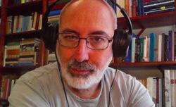 O ακαδημαϊκός υπεύθυνος του προγράμματος, κ. Μανώλης Πατηνιώτης