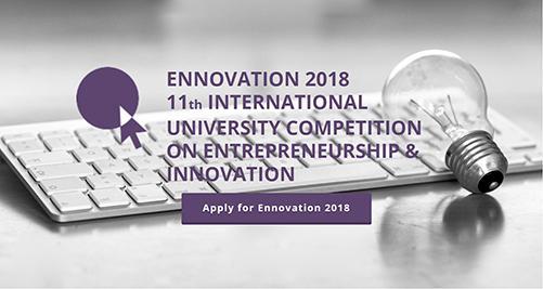 Αποτέλεσμα εικόνας για Ennovation 2018